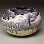DeRooden Blue Vase