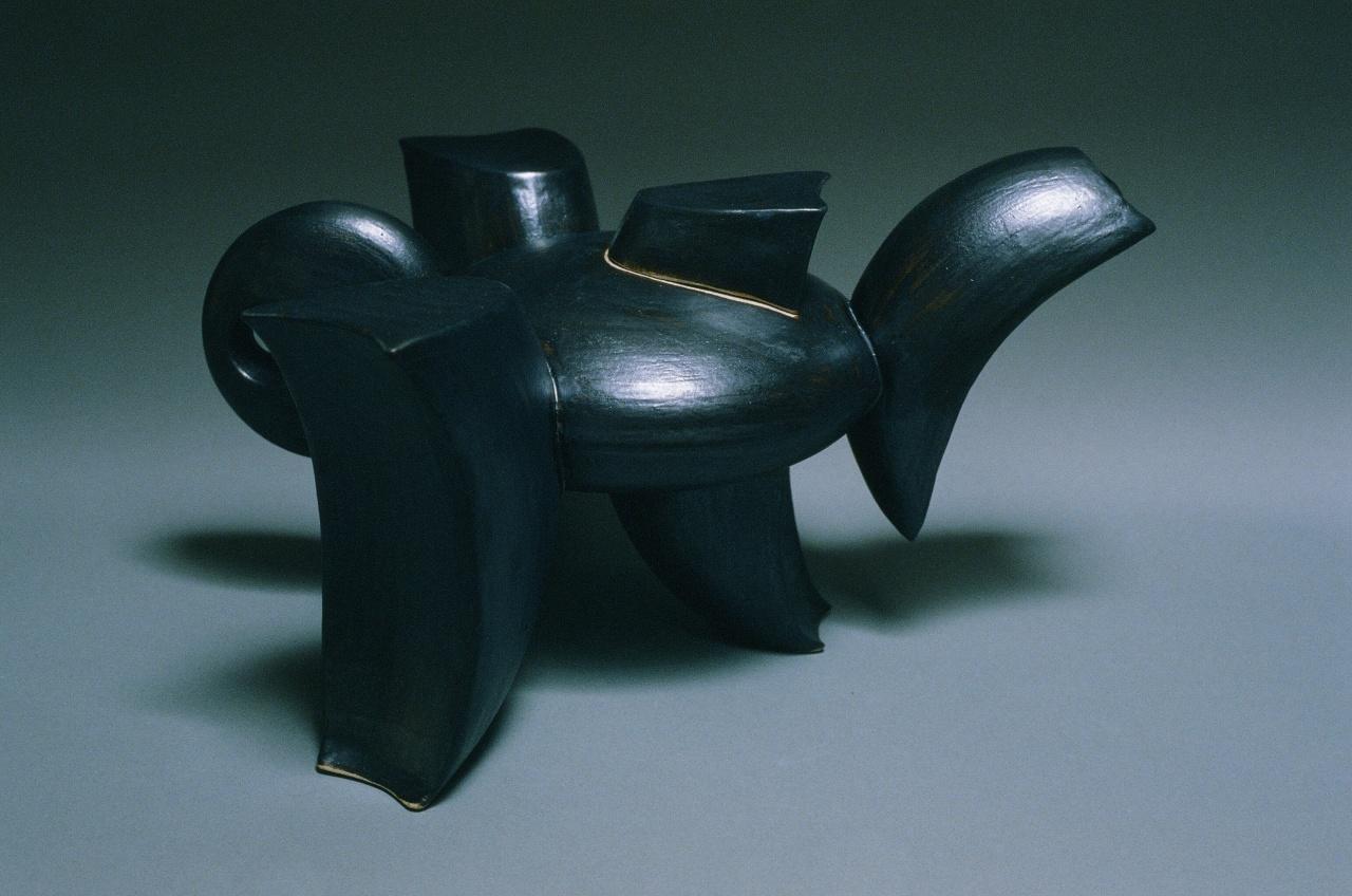 Crescent Teapot II